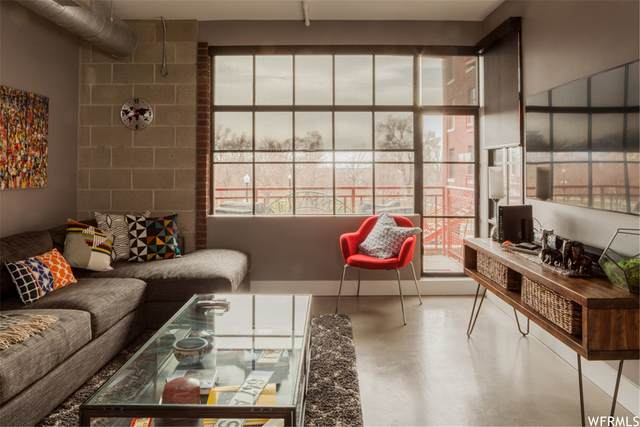 336 W Broadway #202 S #202, Salt Lake City, UT 84101 (#1722476) :: Big Key Real Estate