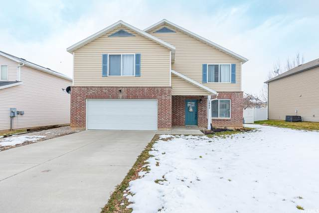 1842 S 575 E, Clearfield, UT 84015 (MLS #1722480) :: Summit Sotheby's International Realty