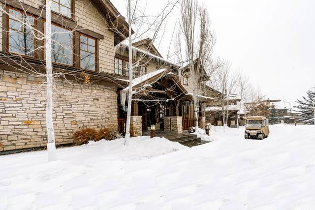 2001 Park Ave #464, Park City, UT 84060 (#1722488) :: Belknap Team