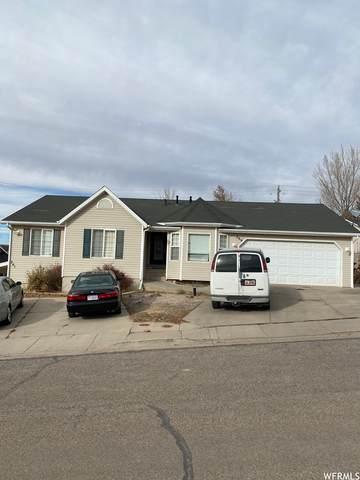 269 E 820 S, Cedar City, UT 84720 (#1722494) :: Big Key Real Estate