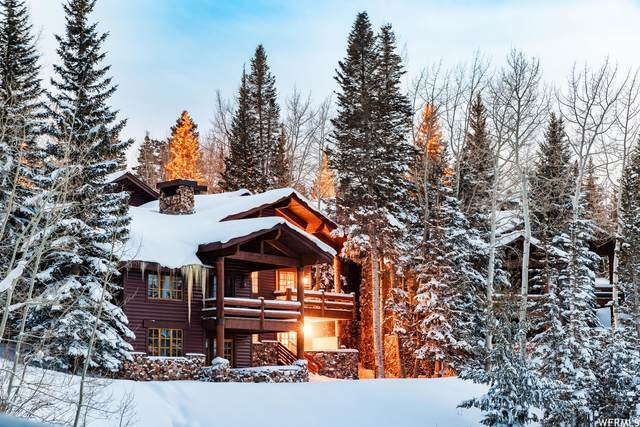 8190 The Woods Ct, Park City, UT 84060 (MLS #1722511) :: Summit Sotheby's International Realty