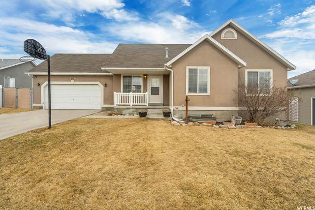 3640 S Pleasant Green Dr W, Magna, UT 84044 (#1722612) :: Red Sign Team