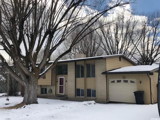 125 N 300 W, Heber City, UT 84032 (#1722631) :: Utah Dream Properties