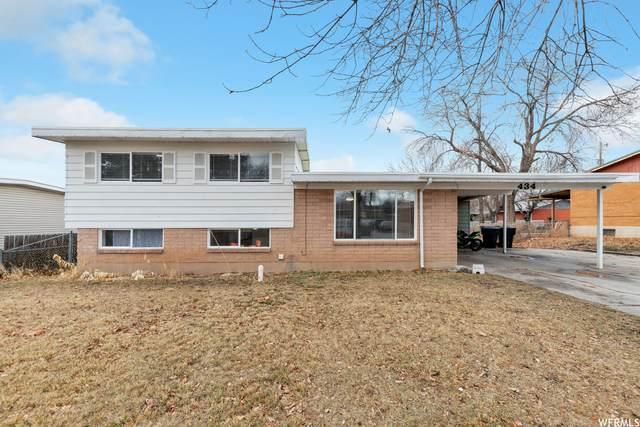 434 W 2200 N, Sunset, UT 84015 (MLS #1722640) :: Lawson Real Estate Team - Engel & Völkers