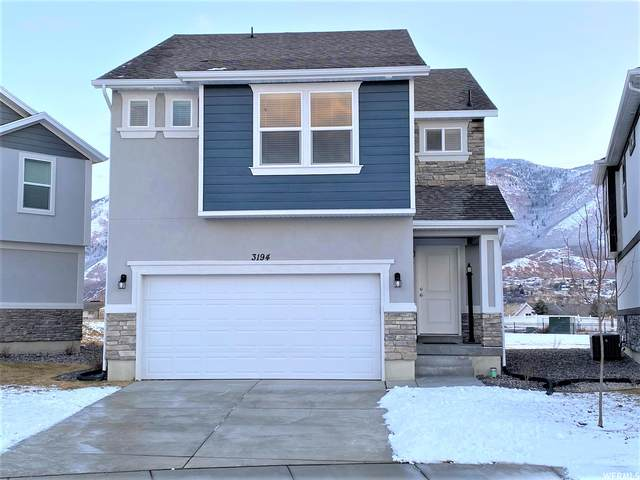 3194 E 1350 S, Spanish Fork, UT 84660 (#1722682) :: Utah Dream Properties