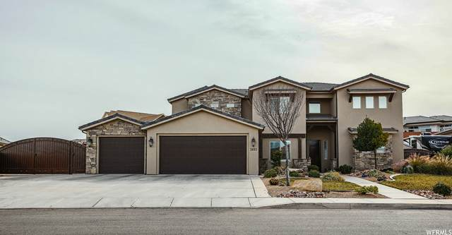 2693 S 3160 E, St. George, UT 84790 (#1722734) :: Powder Mountain Realty