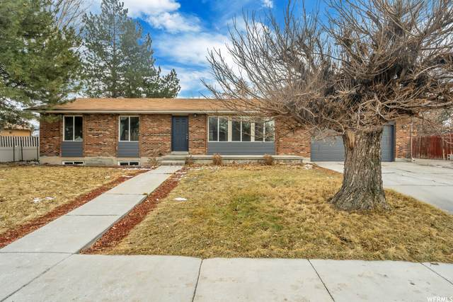 2981 W Minuet Ave S, West Valley City, UT 84119 (#1722762) :: Red Sign Team
