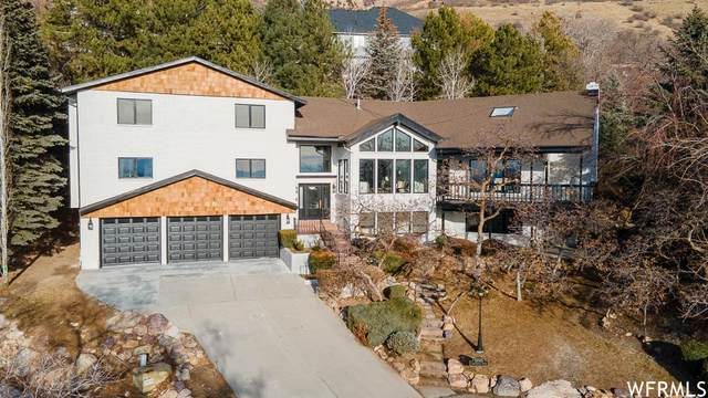 5745 S Whitewater Dr, Salt Lake City, UT 84121 (#1722798) :: Red Sign Team