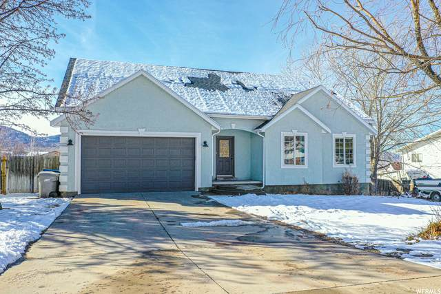 116 S Canyon View Dr, Elk Ridge, UT 84651 (#1722815) :: McKay Realty