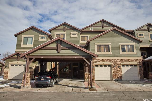 6486 Highway 39 #75, Huntsville, UT 84317 (#1722887) :: REALTY ONE GROUP ARETE
