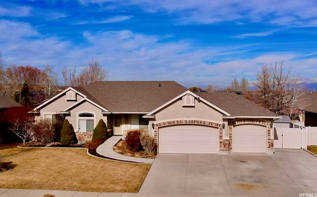 5038 W Wild Acres Dr S, West Jordan, UT 84081 (#1722960) :: Utah Dream Properties
