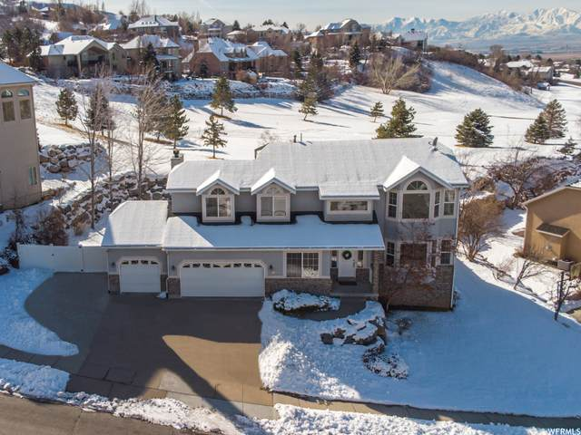 1120 E Fairway Dr, North Salt Lake, UT 84054 (#1722998) :: goBE Realty