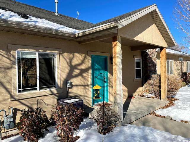 422 E 500 S A9, Vernal, UT 84078 (MLS #1723022) :: Lawson Real Estate Team - Engel & Völkers