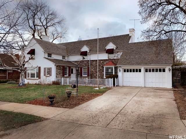 341 E Boulevard, Logan, UT 84321 (#1723033) :: Livingstone Brokers