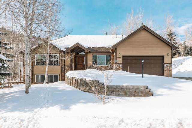 8689 Saddle Back Cir N #1010, Park City, UT 84098 (#1723039) :: The Lance Group