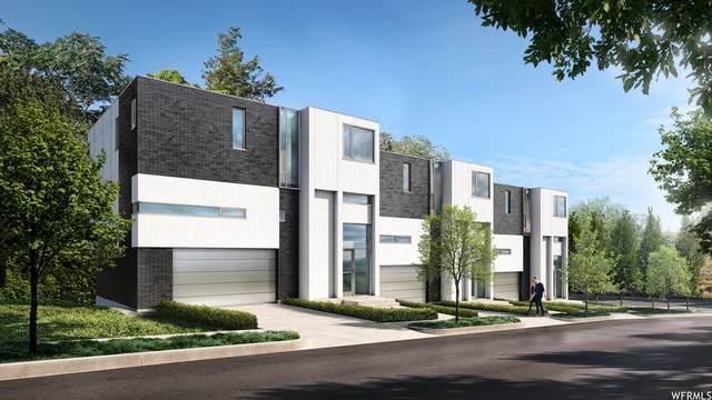 1314 E Downington Ave C, Salt Lake City, UT 84105 (#1723076) :: Big Key Real Estate