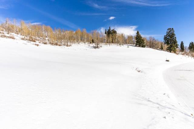 1822 W Arapaho Dr #39, Coalville, UT 84017 (MLS #1723113) :: High Country Properties