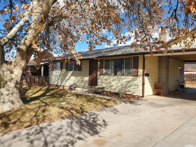 332 N 800 W, Cedar City, UT 84721 (MLS #1723148) :: Lawson Real Estate Team - Engel & Völkers