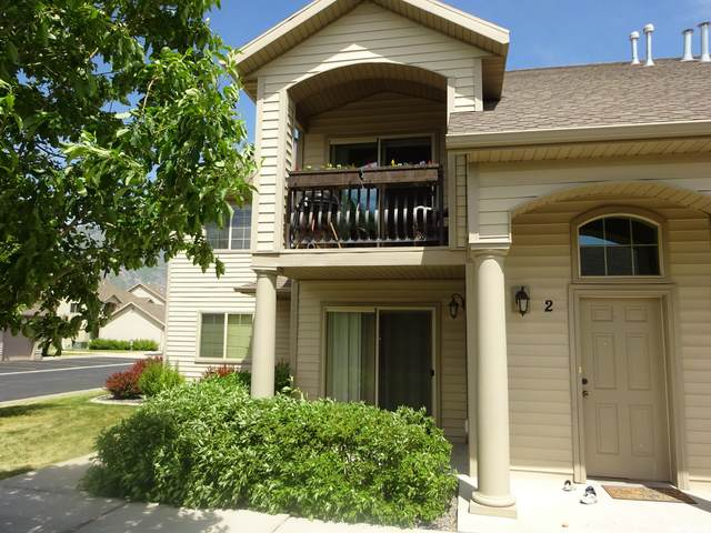 467 S 2550 W #2, Springville, UT 84663 (#1723217) :: Big Key Real Estate