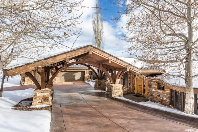 8340 N Promontory Ranch Rd, Park City, UT 84098 (MLS #1723267) :: Summit Sotheby's International Realty