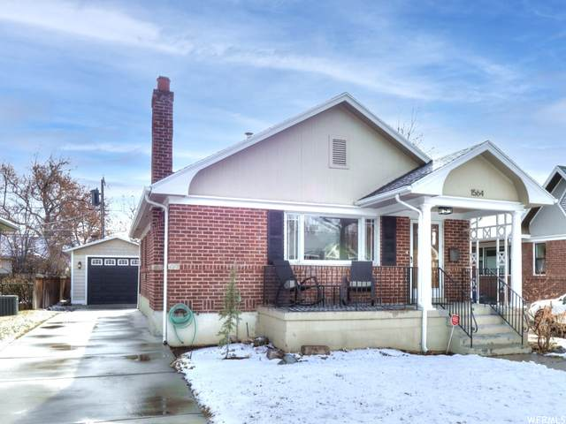 1564 E Princeton Ave S, Salt Lake City, UT 84105 (#1723301) :: Livingstone Brokers