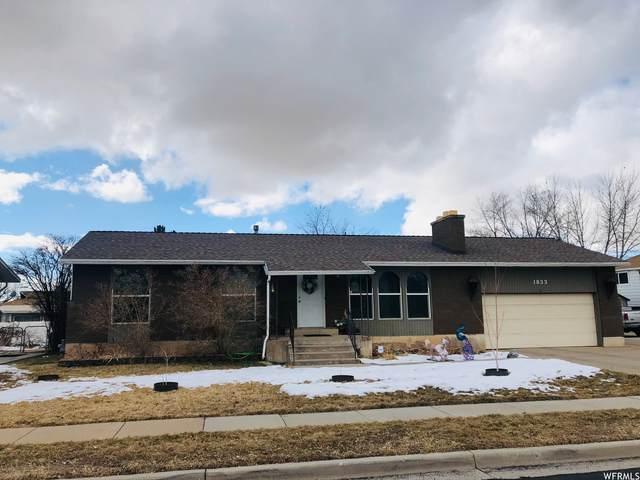 1833 N 1450 W, Layton, UT 84041 (MLS #1723318) :: Lawson Real Estate Team - Engel & Völkers