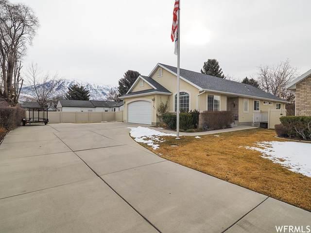431 W 1780 N, Orem, UT 84057 (#1723320) :: Big Key Real Estate
