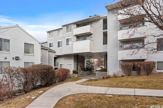 531 S 900 E B4, Salt Lake City, UT 84102 (MLS #1723327) :: Summit Sotheby's International Realty