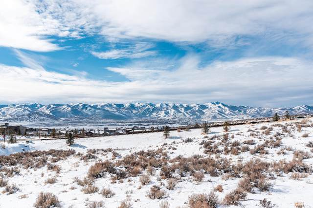 7406 N Ranch Club Trl #27, Park City, UT 84098 (#1723330) :: REALTY ONE GROUP ARETE