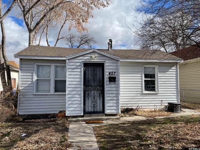 457 S Post St, Salt Lake City, UT 84104 (#1723385) :: Utah Dream Properties