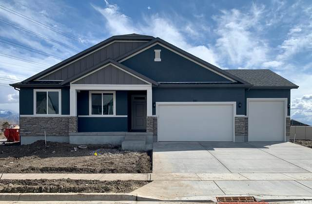 8456 N Orrin Cir Lot14, Eagle Mountain, UT 84005 (MLS #1723408) :: Lookout Real Estate Group