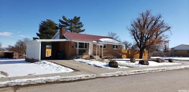 375 S 350 W, Vernal, UT 84078 (#1723425) :: Utah Dream Properties