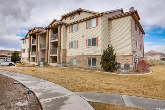 8212 N Cedar Springs Rd #3, Eagle Mountain, UT 84005 (#1723427) :: Powder Mountain Realty
