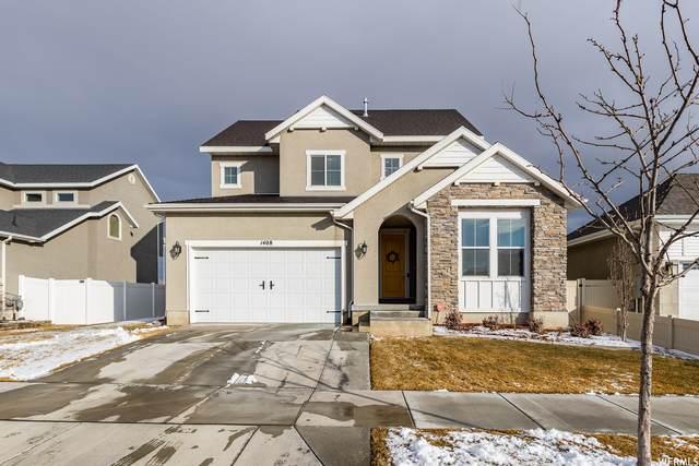 1408 N 3250 W, Provo, UT 84601 (#1723441) :: Bustos Real Estate   Keller Williams Utah Realtors