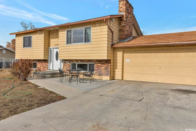 1746 W Patricia Way, Salt Lake City, UT 84116 (#1723444) :: goBE Realty