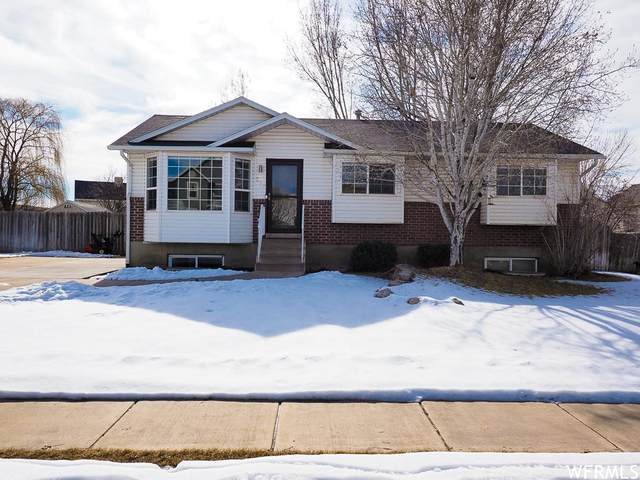 256 W 25 S, Clearfield, UT 84015 (#1723473) :: Red Sign Team