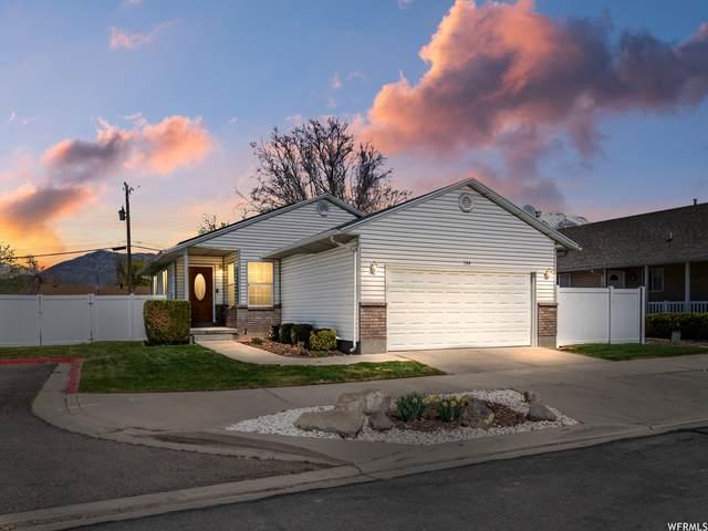 744 W 210 N, Orem, UT 84057 (#1723493) :: Berkshire Hathaway HomeServices Elite Real Estate