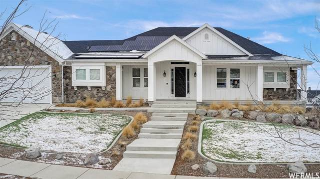 5532 W Bugle Ridge Ct, Herriman, UT 84096 (#1723502) :: Red Sign Team