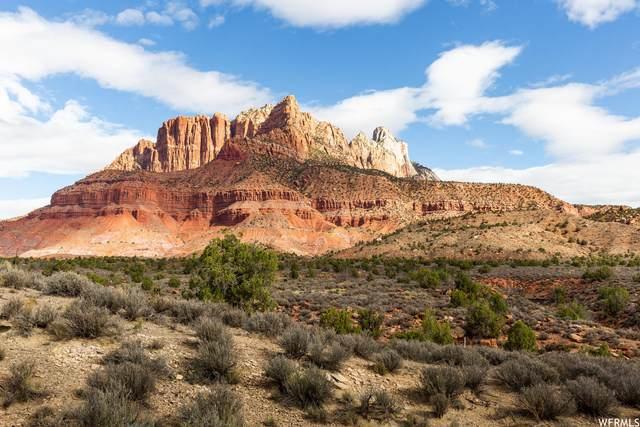 2538 Anasazi Way #58, Springdale, UT 84767 (#1723527) :: Utah Dream Properties