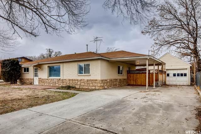 5060 S 4420 W, Salt Lake City, UT 84118 (MLS #1723532) :: Lawson Real Estate Team - Engel & Völkers