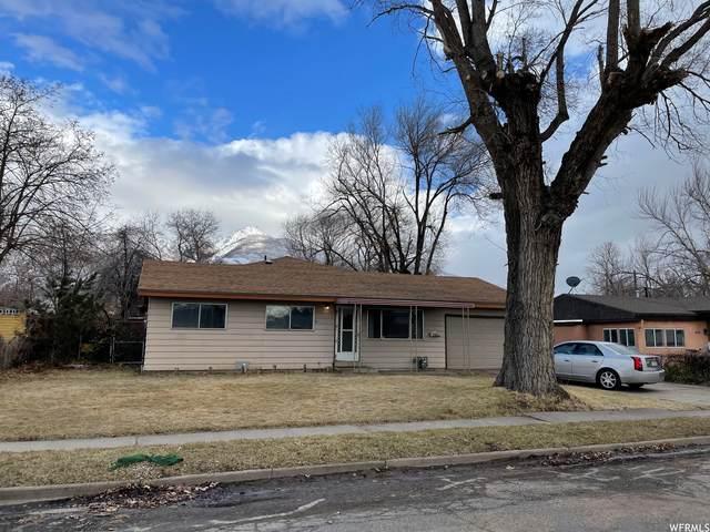 3690 S Porter Ave E, Ogden, UT 84403 (MLS #1723544) :: Lawson Real Estate Team - Engel & Völkers