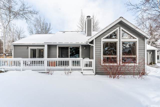 2030 Lucky John Dr, Park City, UT 84060 (MLS #1723558) :: Summit Sotheby's International Realty