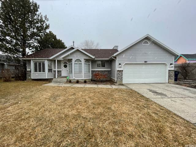 881 E Lafayette St S, Sandy, UT 84094 (MLS #1723559) :: Lawson Real Estate Team - Engel & Völkers