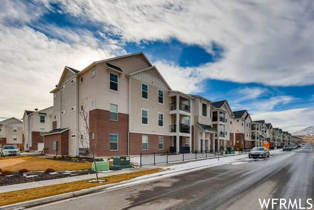 3696 W 1850 N Q303, Lehi, UT 84043 (#1723573) :: REALTY ONE GROUP ARETE