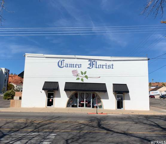 1 695 TABERNACLE St E, St. George, UT 84770 (#1723596) :: Powder Mountain Realty