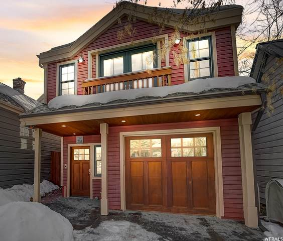 953 Park Ave, Park City, UT 84060 (#1723618) :: McKay Realty