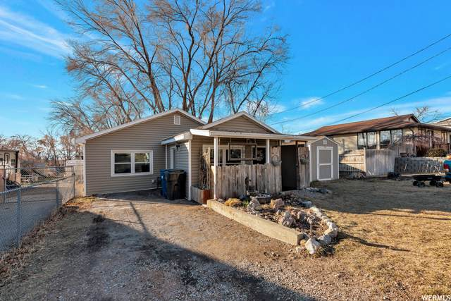 58 S 600 EAST E, Pleasant Grove, UT 84062 (#1723641) :: RE/MAX Equity