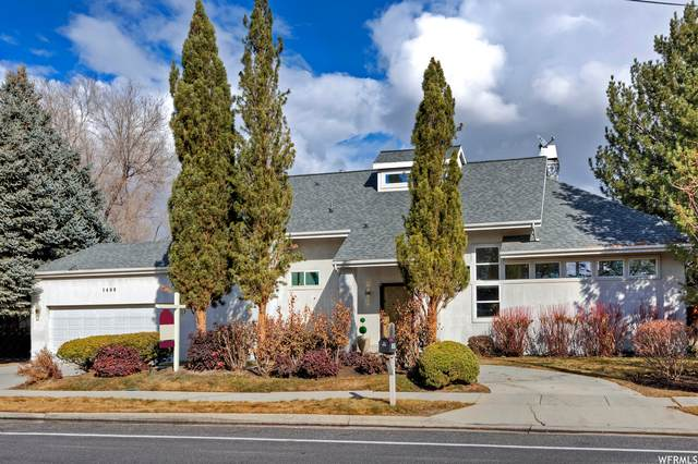 1409 E Spring Ln S, Holladay, UT 84117 (#1723648) :: Livingstone Brokers