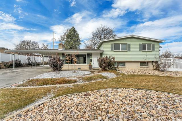 7046 S 1935 E, Cottonwood Heights, UT 84121 (#1723665) :: Livingstone Brokers
