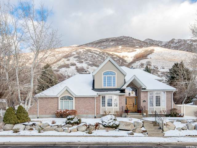 8027 S Top Of The World Dr, Cottonwood Heights, UT 84121 (#1723671) :: Red Sign Team